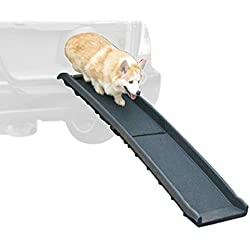 """Guardian Gear Vehicle Ramps for Dogs - Black 62""""L x 16""""W x 4""""H"""