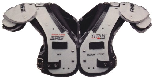 Rawlings 2014 Adult Rb/Db Titan Shoulder Pad , XXL