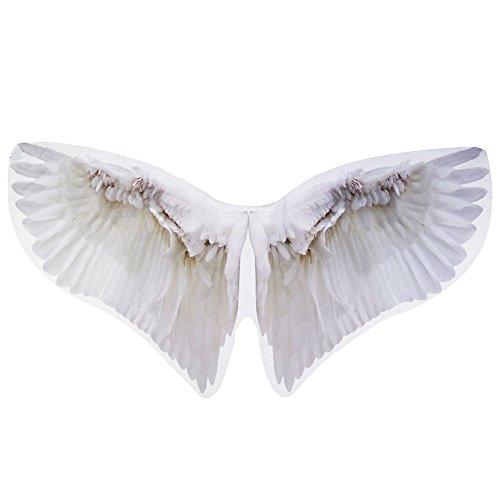 Kids Bird Dress up Wings Costume Accessory-Boys Girls Pretend Play Games (#3 Angel) (Costume Accessory Wings Angel)