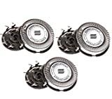 New Set of 3 Norelco HQ8 Replacement Heads blades for PT720 PT724 PT730 AT810 AT830 - Buy4Less Outlet