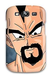 Galaxy High Quality Tpu Case/ King Vegeta WrItSnN12528yzuSO Case Cover For Galaxy S3