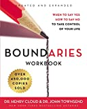 img - for Boundaries Workbook: When to Say Yes, How to Say No to Take Control of Your Life book / textbook / text book
