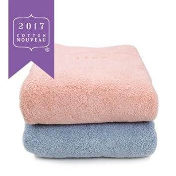 Amazon.com: Cotton Nouveau 2017 (X Bath Towels for ikeuchi ...