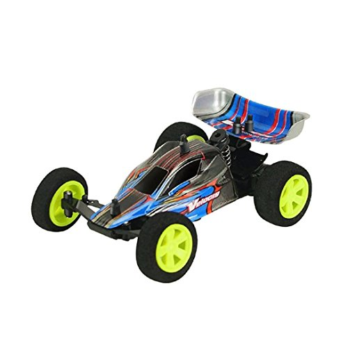 Remote Control RC Car Toys, XILALU 1:32 Mini 2.4G 4WD High Speed 20KM/h Drift Toy Birthday Gifts for Kids (Blue)