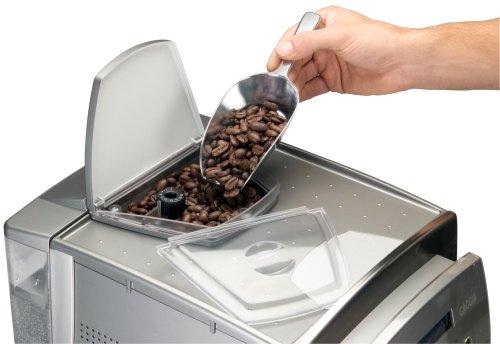 gaggia titanium super automatic espresso machine silver. Black Bedroom Furniture Sets. Home Design Ideas