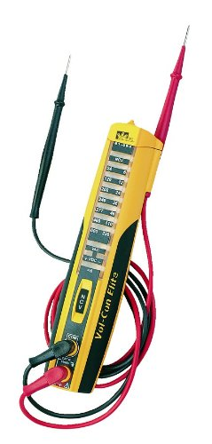 Ideal Voltage Tester Replacement Leads : Ideal industries vol con elite digital voltage
