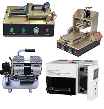 Amazon.com: Gowe máquina móvil de reparación lcd Oca máquina ...