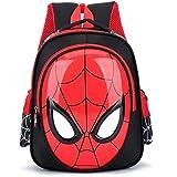 3-6 Year kids bags School Bags For Boys Spiderman Waterproof Backpacks Child Spiderman Book bag Kids Shoulder Bag Satchel Knapsack