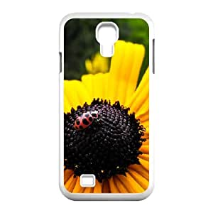 Samsung Galaxy S4 Cases, Little Ladybug Cases for Samsung Galaxy S4 {White}