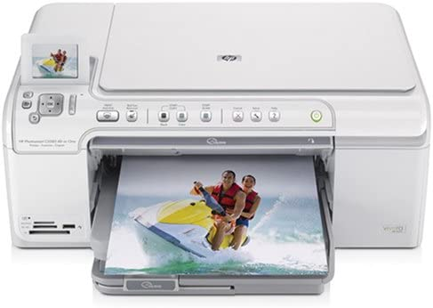 HP Photosmart C5580 All-in-One Printer - Impresora multifunción ...