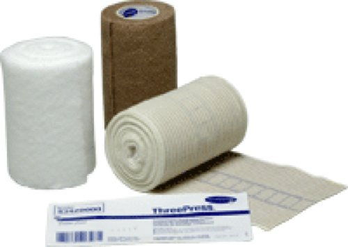 (Hartmann Conco Inc Four Compress Bandage System, Sterile, Latex-free (Kit of 1 Kit) by Hartmann Conco)
