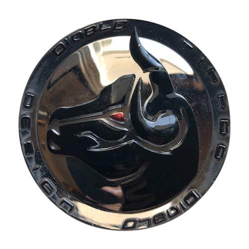 Diablo Wheels C-DE-C Used Chrome Center Cap