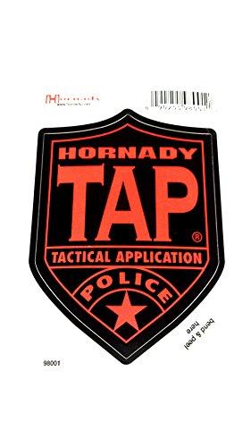 (Hornady Tap Sticker,Box)