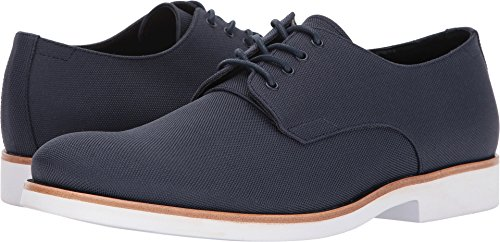 Calvin Klein Men's Faustino Oxford, Dark Navy Nylon, 10 M US