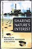 Sharing Nature's Interest, Nicky Chambers and Mathis Wackernagel, 1853837385