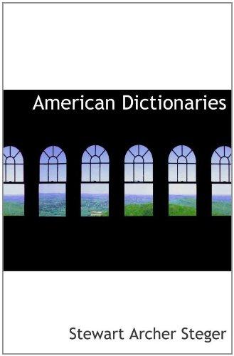 Download American Dictionaries PDF