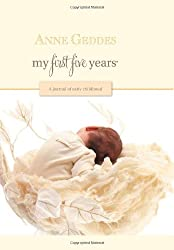 My First Five Years: A Journal of Early Childhood: Pure Nest cover