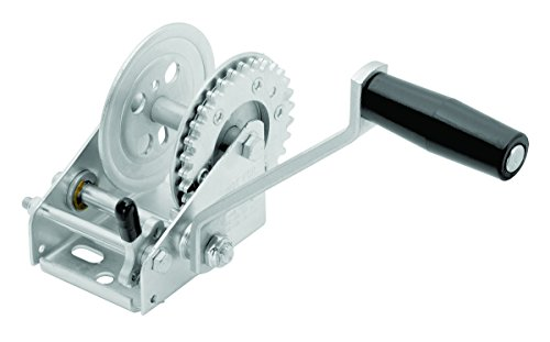 Fulton T900 0101 Single-Speed Trailer Winch - 900 lb. Weight Capacity