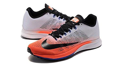 Nike Air Zoom Elite 9 Scarpa Da Corsa Iper Arancio / Nero / Bianco