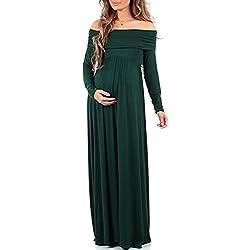 YONYWA Maternity Dress
