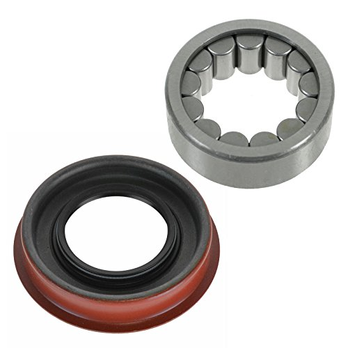 Pickup Truck Rear Axle Shaft - Wheel Axle Shaft Bearing & Seal Rear for GM Hummer Isuzu Saab Pickup Truck