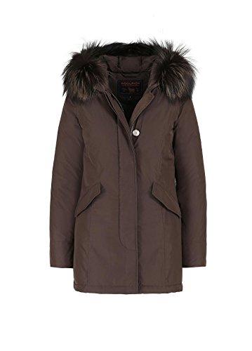 7268 Wwcps2510 17 Woolrich 18 Fox Giubbino W's Luxury Sm20 Fw Parka Coffee Arctic Donna 7xqarS7wz0
