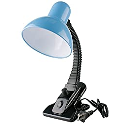 Ieasycan New Portable Flexible Book Reading Light Clip on Bed Table Lamp For Ipad Laptop