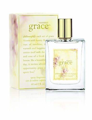 Philosophy Summer Amazing Grace Fragrance, 2-Ounce