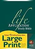 Life Application Study Bible NLT, Large Print
