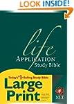 Life Application Study Bible Nlt, Lar...