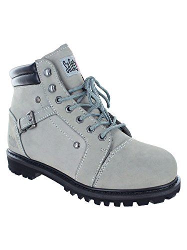 Safety Girl Fusion Work Boot - Gray by Safety Girl (Image #1)