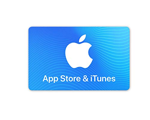 iTunes Gift Card & $15 App Store [DIGITAL PIN CODE]   (Email Delivery)