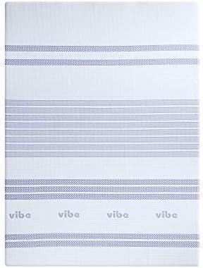 Vibe Gel Memory Foam 12-Inch Mattress   CertiPUR-US Certified   Bed-in-a-Box, Queen