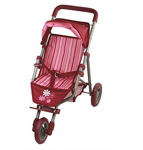 3 Wheel Doll Stroller - 5