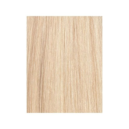 Beauty Works 100% Remy Colour Swatch Hair Extension - La Blonde 613/24 (Pack of 4)