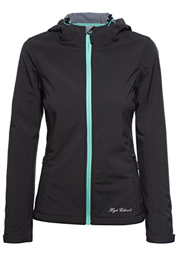 HIGH COLORADO Softshelljacke Tamaro, 40, schwarz, 127948-9500