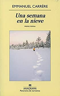 Una semana en la nieve par Carrère