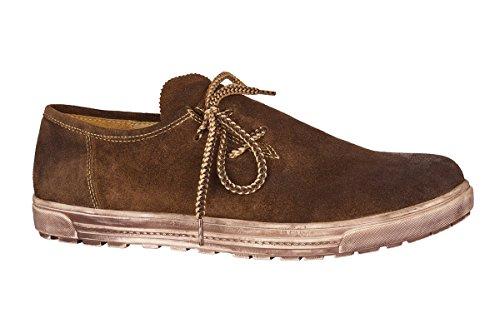 Trachten braun Schuh Herren WALBERLA Braun rYgr0w