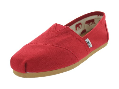 toms-womens-classic-canvas-red-slip-on-shoe-75-bm-us