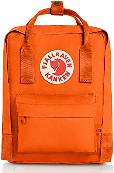 Fjallraven Kanken Mini Burnt Orange Backpack (23561-160)