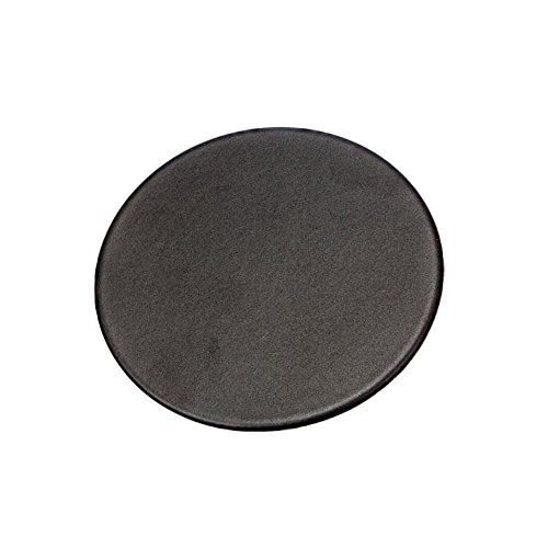 Frigidaire 316262104 Range Surface Burner Cap Genuine Original Equipment Manufacturer (OEM) Part Black (Black Range Burner Cap)