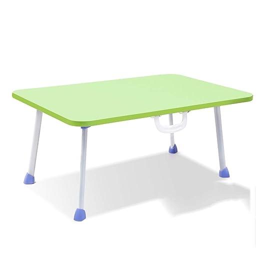NUODE-Table Mesa de Estudio Plegable Mesa for computadora portátil ...