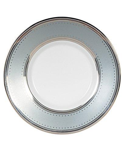(Ralph Lauren Home Silk Ribbon Slate Tea Saucer)