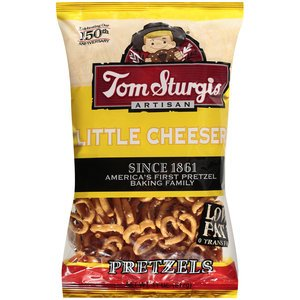 Tom Sturgis Cheese Pretzels Two 11 Oz - Find Store Toms A