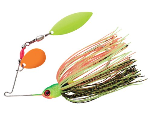 with Spinner Blade. Guideline Musky Slayer Tandem or Single