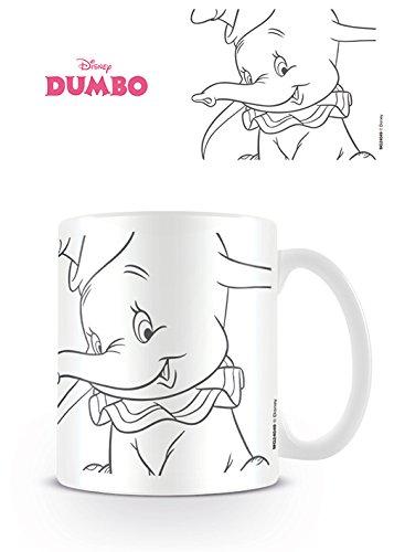 Multicolore Disney MG24049 Dumbo Mug Line