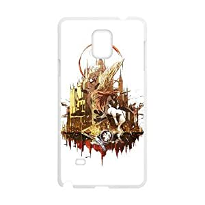 HD exquisite image for Samsung Galaxy Note 4 Cell Phone Case White touhou project Popular Anime image WUP0716876