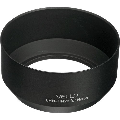 Vello LHN-HN23 Dedicated Lens Hood for Select Nikon Lenses