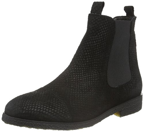 Sofie Schnoor Women's Classic Raw Suede Ankle Boots Black (Black) clearance best cheap sale footlocker finishline FfKvuCut
