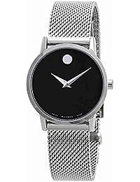 Museum Classic Black Dial Ladies Watch 0607220